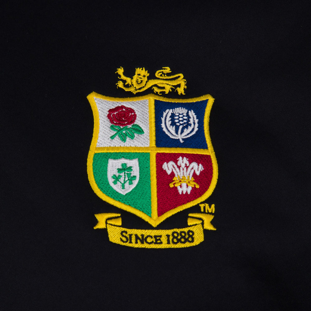 British & Irish Lions Thermoreg Quarter Zip Fleece