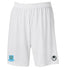 Ballymena United Home Football Shorts 17/18
