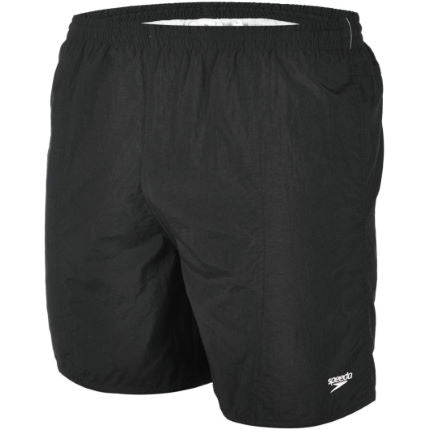 "Men's Solid Leisure 16"" Shorts"