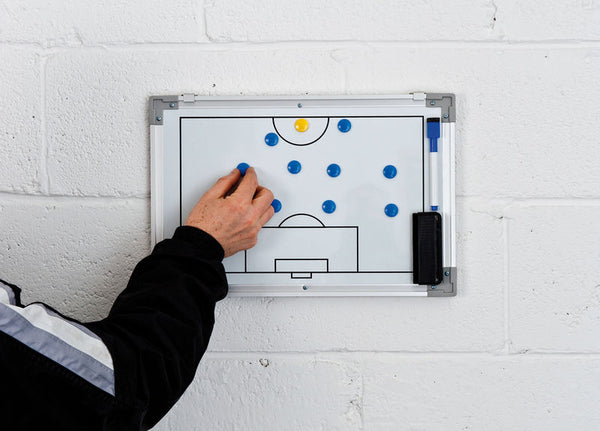 Precision Double-Sided Soccer Tactics Board -DS