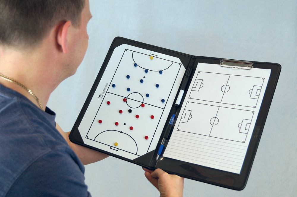 Precision Pro Futsal Coaches Tactic Folder -DS