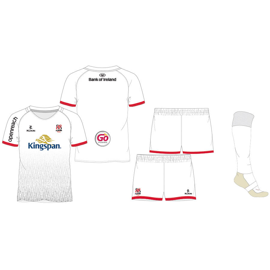 Ulster Rugby 2020/21 Baby Home Kit - Infants