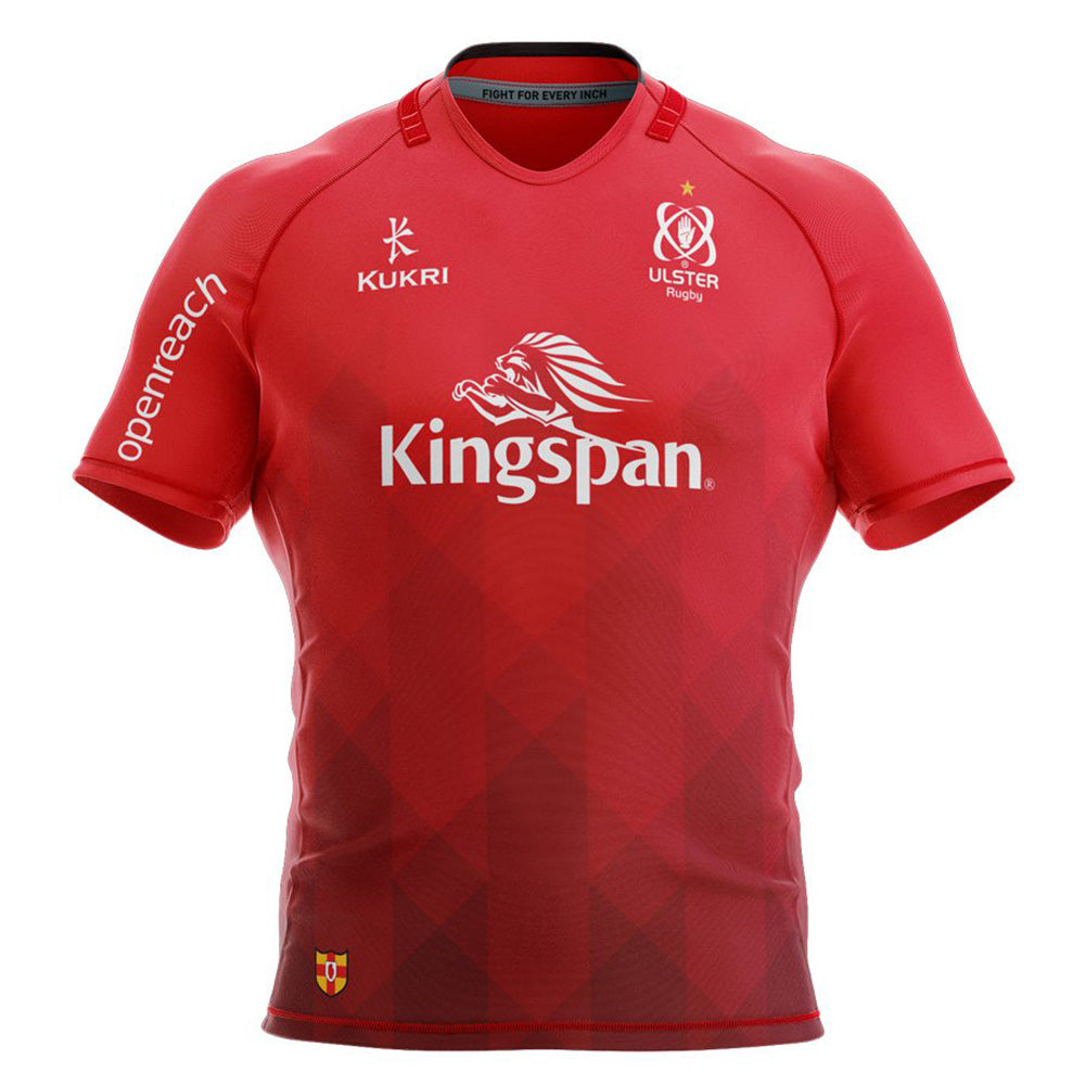 Ulster Rugby 2020/21 European Replica Jersey - Kids
