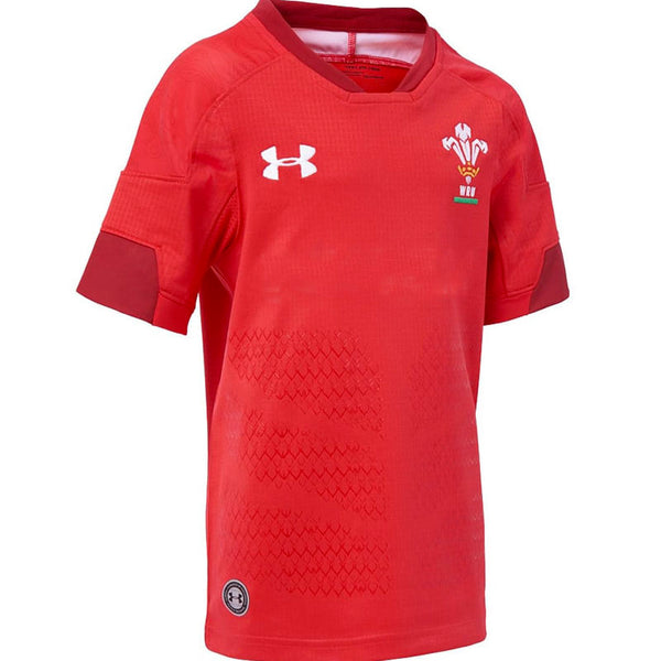 Wales Rugby Kids Home Jersey