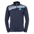 Ballymena United Liga 2.0 1/4 Zip Top