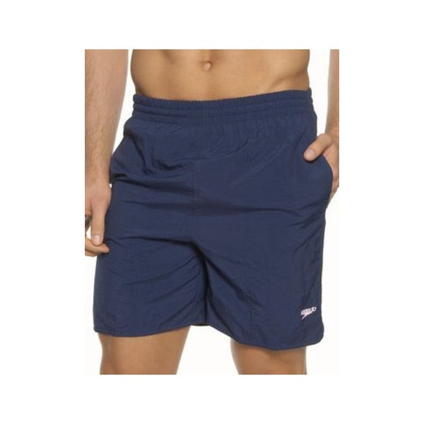 Solid Leisure 16 Water Shorts - Navy