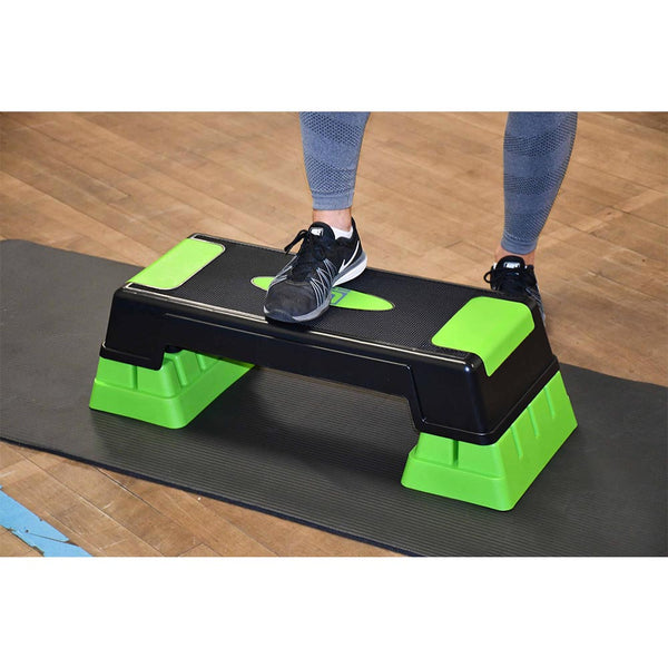 Urban Fitness Adjustable Aerobic Step -DS