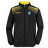 Ballymena United Rain Jacket - Black / Yellow
