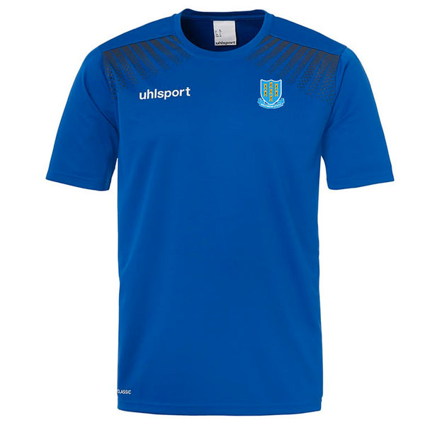 Ballymena United Football Club Goal Poly Training T-Shirt