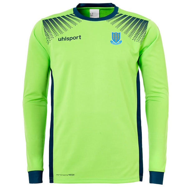Ballymena United Goalkeepers Shirt - Green