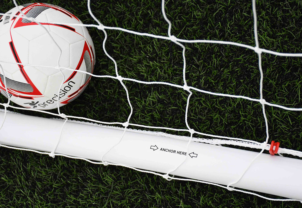 Precision Football Match Goal Posts (BS 8462 approved) -  8 x 4 -DS