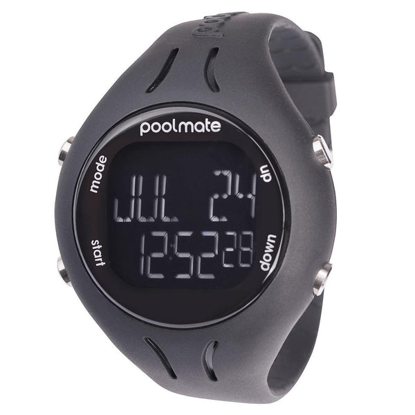 Swimovate Poolmate 2 Watch Black  -DS
