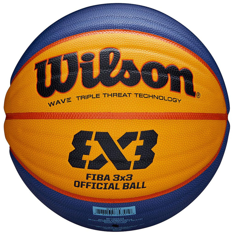 Wilson FIBA 3X3 Official Game Ball -IS