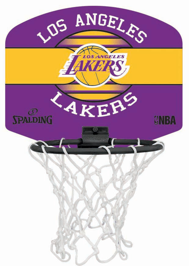Spalding NBA MiniBoard LA Lakers -DS