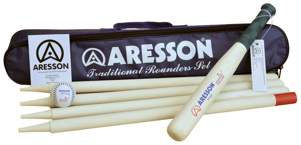 Aresson Traditional Rounders Set -DS