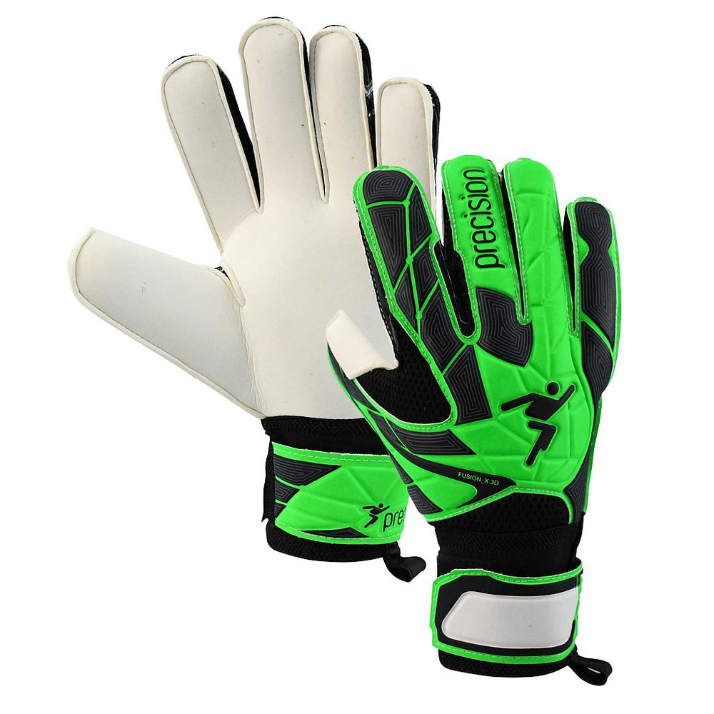 Fusion X.3DFlat Cut Finger Protect  Goalkeeper Gloves