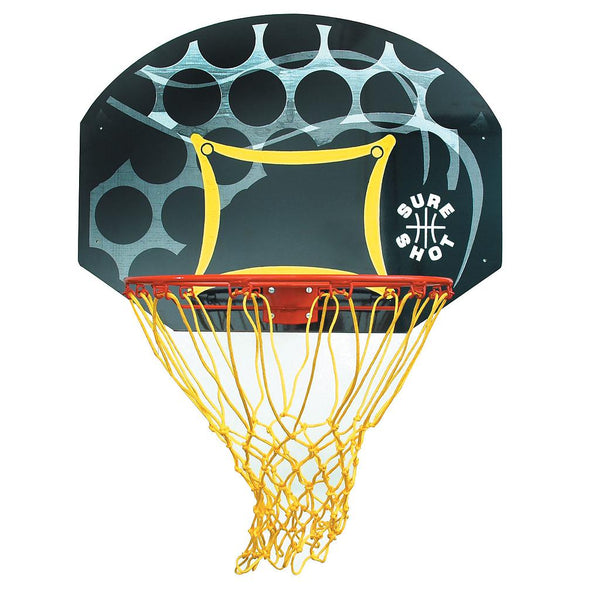 Sure Shot Junior Coloured Backboard and Ring Set -DS