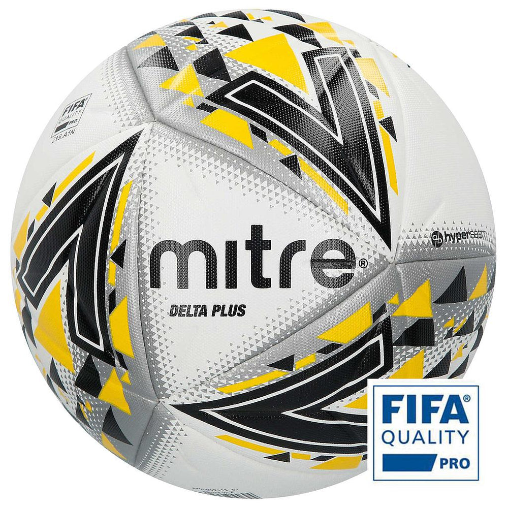 Mitre Delta Plus Professional Ball (4) -DS