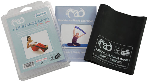 Yoga-Mad Resistance Bands -Heavy -DS