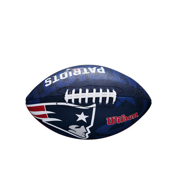 Wilson NFL New England Patriots American Football -DS
