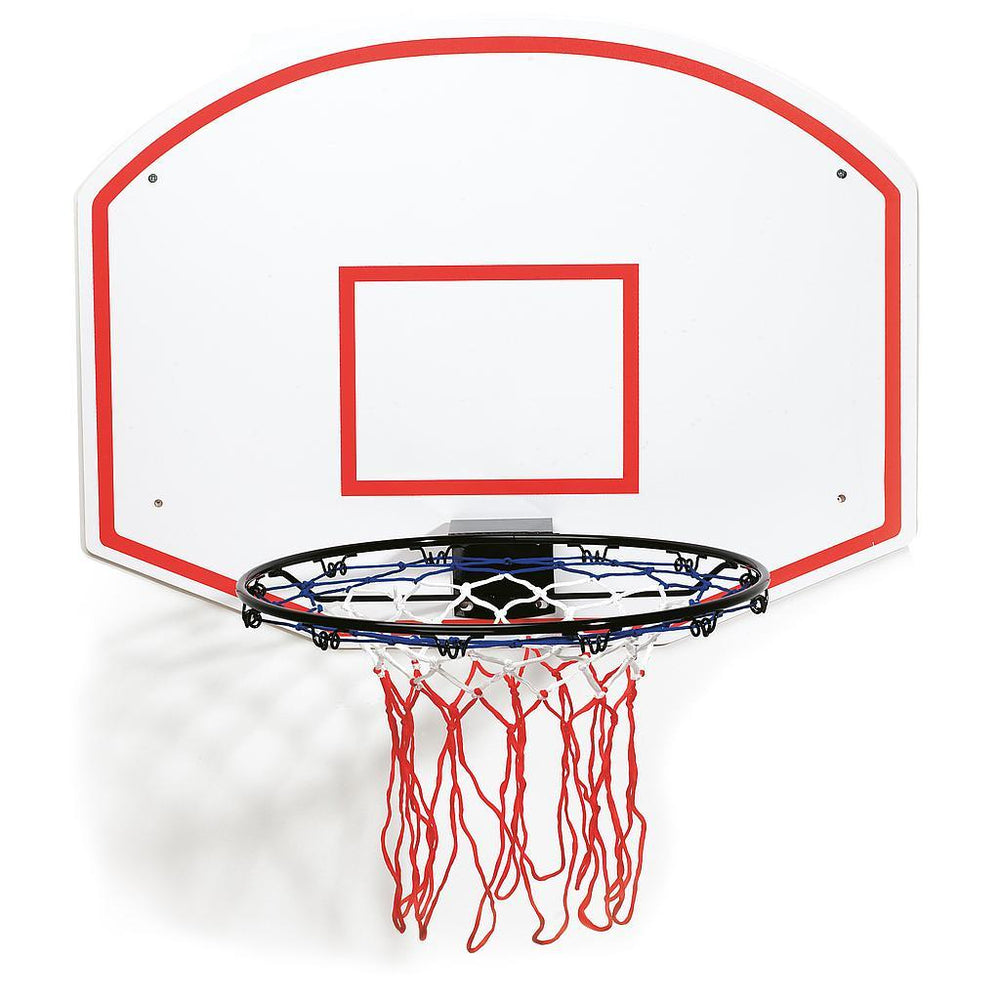 Slam Dunk Plain Basketball Ring & Backboard -DS