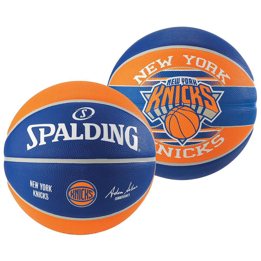 Spalding NBA Team Basketball 7 NY Nicks -DS