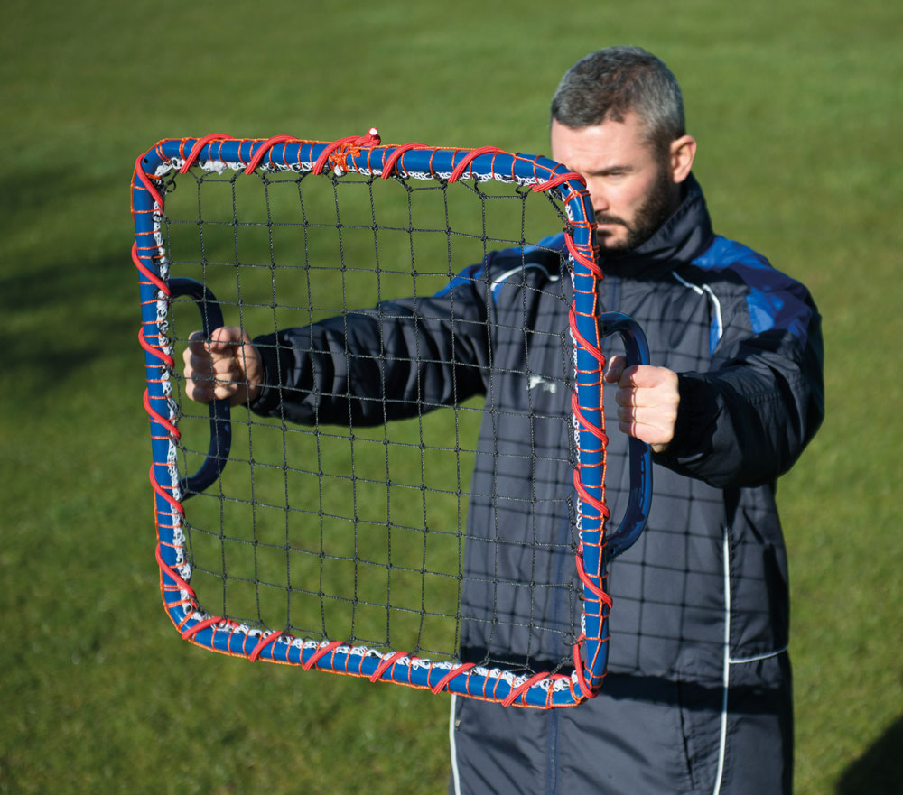 Precision Hand-Held Rebounder -DS