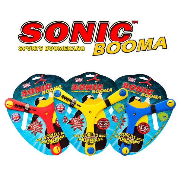 Wicked Sonic Booma -DS