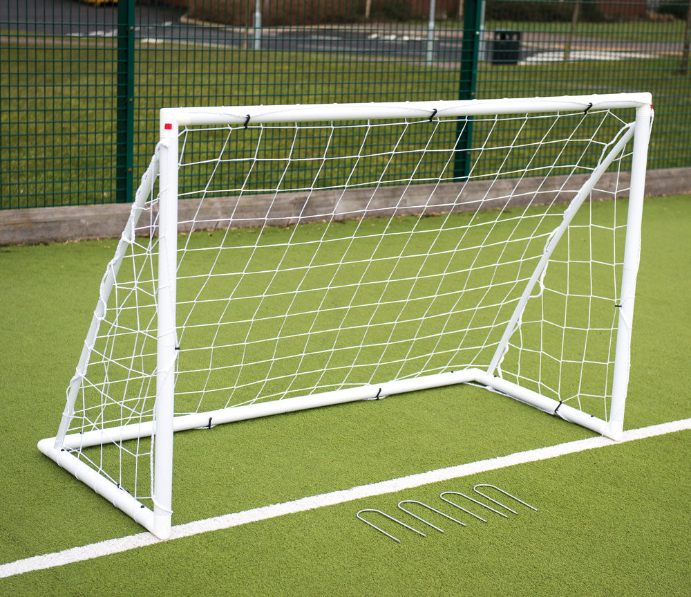 Precision Football Junior Garden Goal 8 x 6 -DS