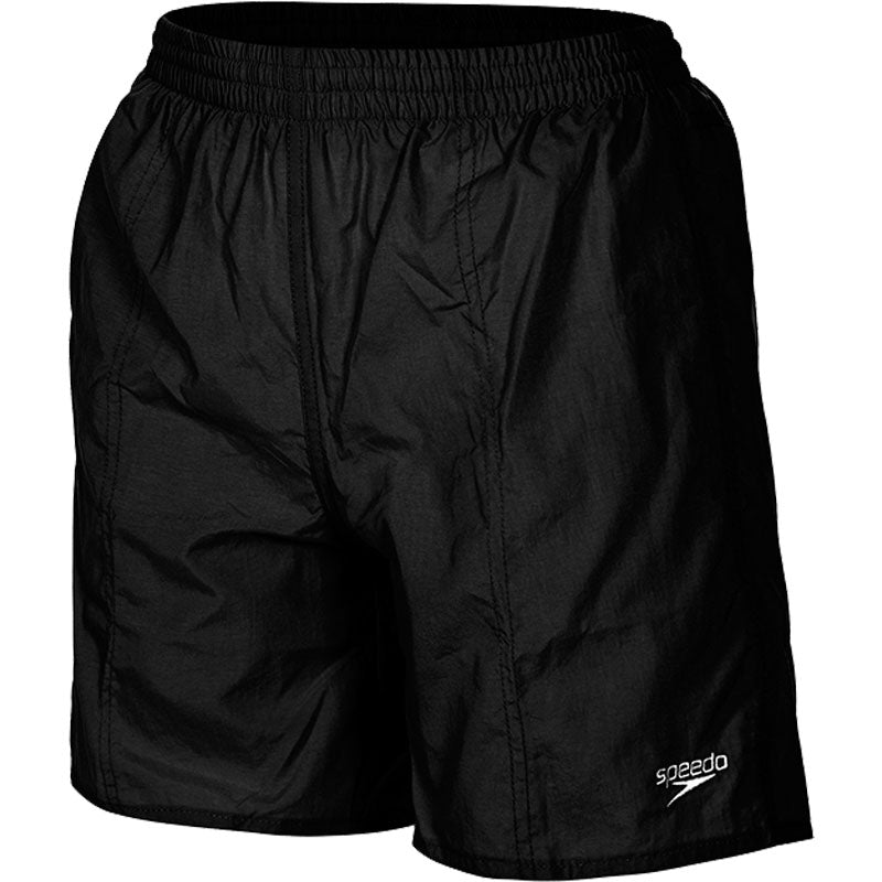 Solid Leisure Shorts 15