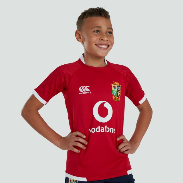 British & Irish Lions Junior Pro Jersey