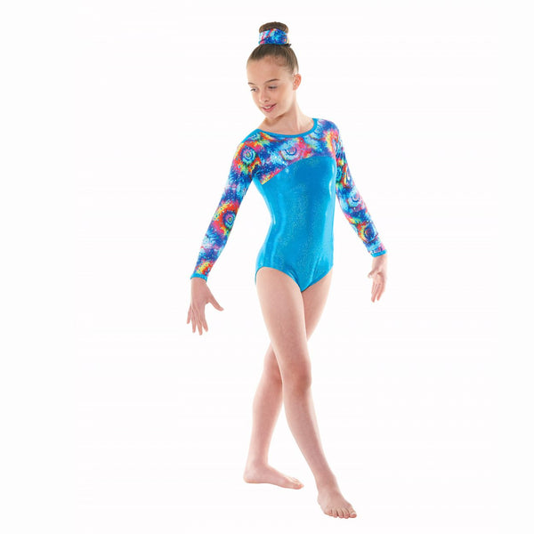 Meteor Longsleeve Gym Leotard