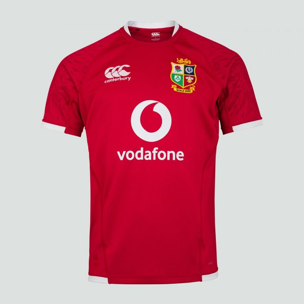 British & Irish Lions Pro Home Jersey