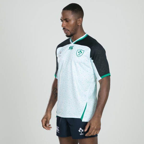 Ireland Rugby Pro RWC 2019 Alternate Jersey