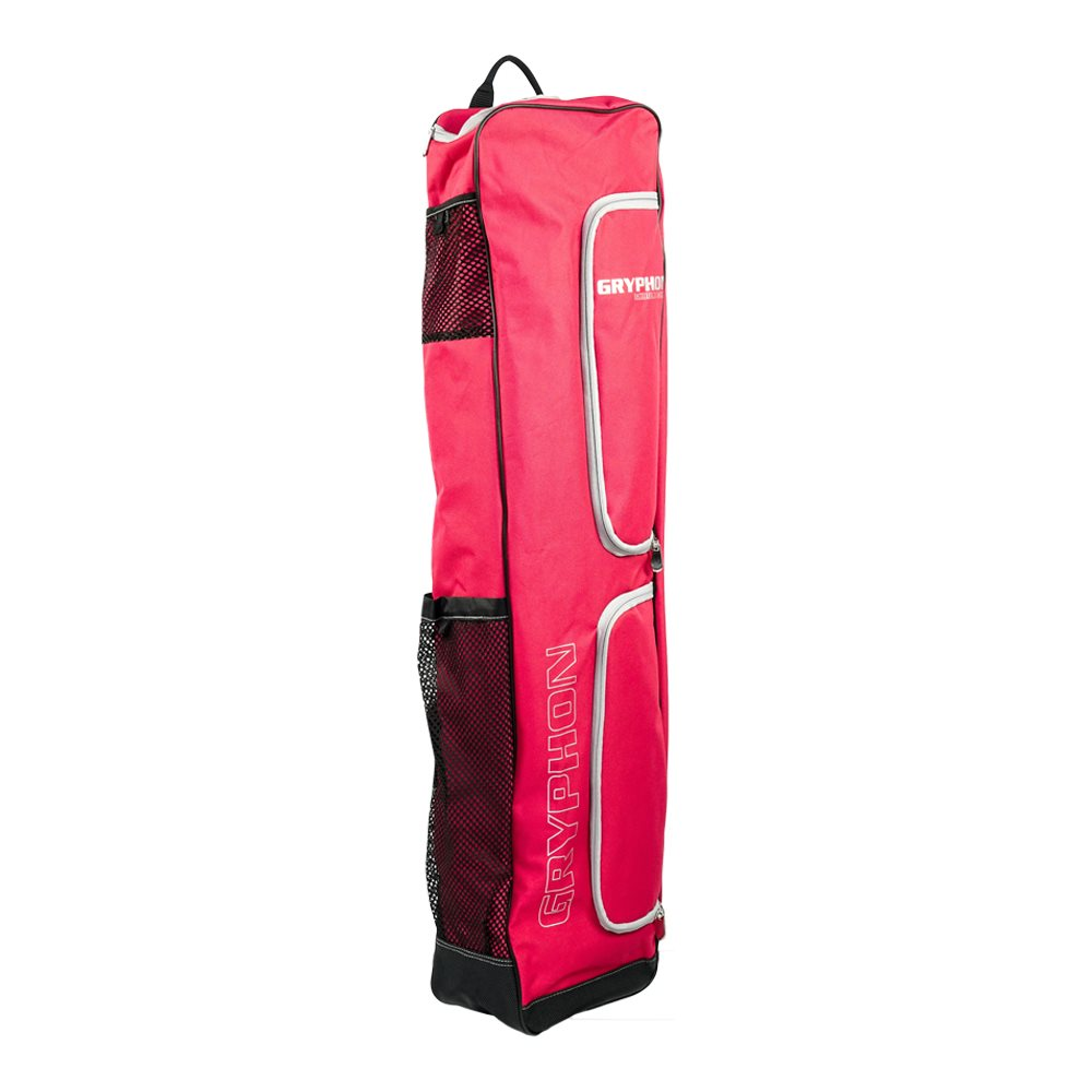 Middle Mike Hockey Bag - Red