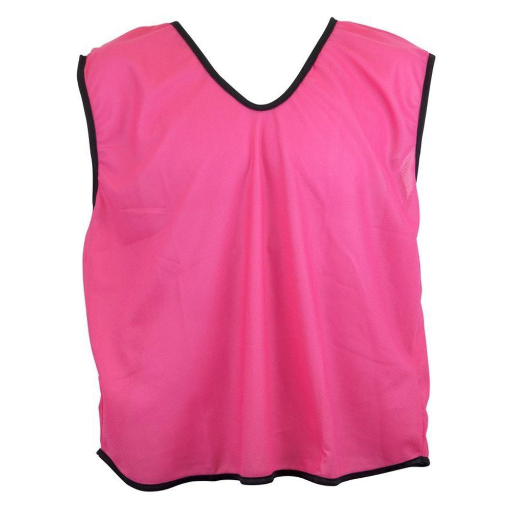 Mesh Training Bib -Pink