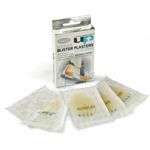 Ultimate Performance Blister Plaster Mixed -DS