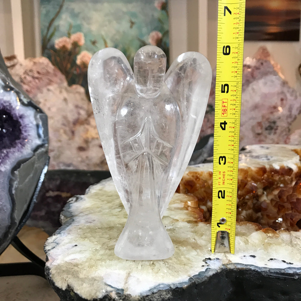 Load image into Gallery viewer, Quartz Angel