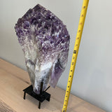 Amethyst Bouquet with Stand