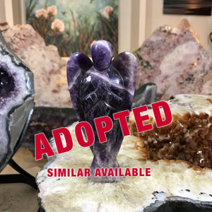 Load image into Gallery viewer, Amethyst Angel