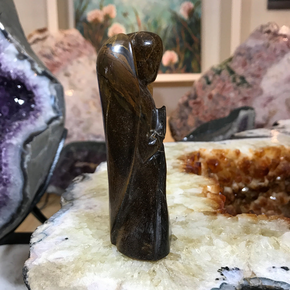 Load image into Gallery viewer, Tigers Eye Angel