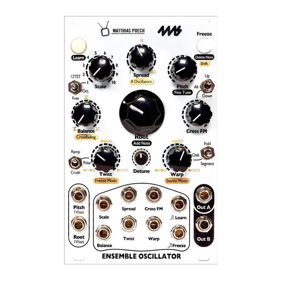 4ms Ensemble Oscillator Additive Sound Source