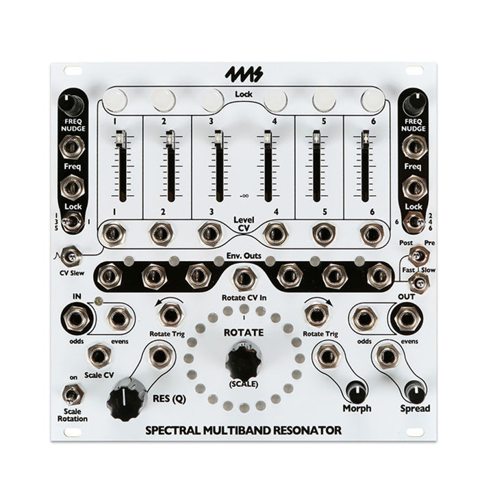 4ms Spectral Multiband Resonator [SMR]