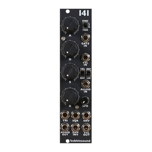 Bubblesound 141 Envelope + LFO + VCA
