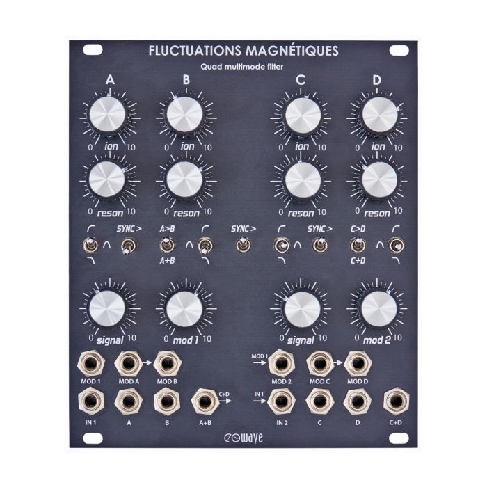 Eowave Fluctuations Magnetiques