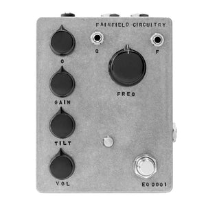 Fairfield Circuitry Long Life One-Band Parametric EQ Vancouver Canada