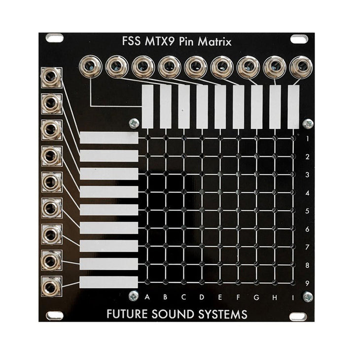 Future Sound Systems MTX9A - Active
