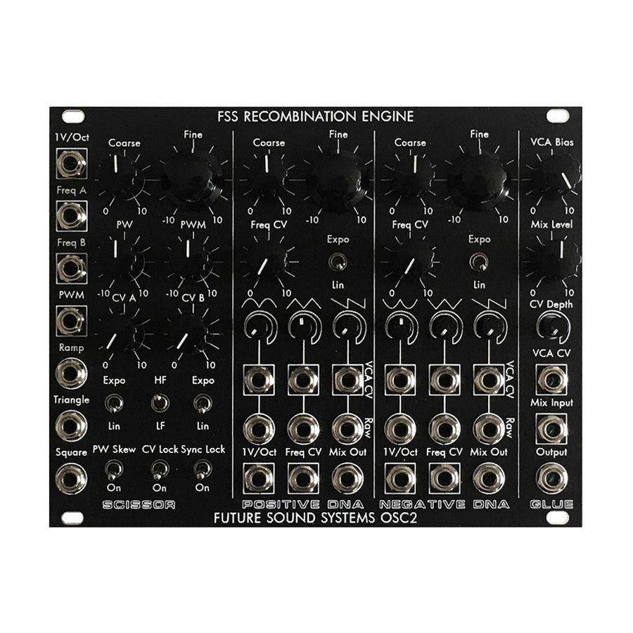 Future Sound Systems OSC2 Recombination Engine Triple Oscillator