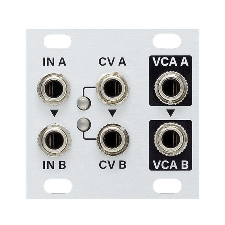 Intellijel Dual VCA 1U