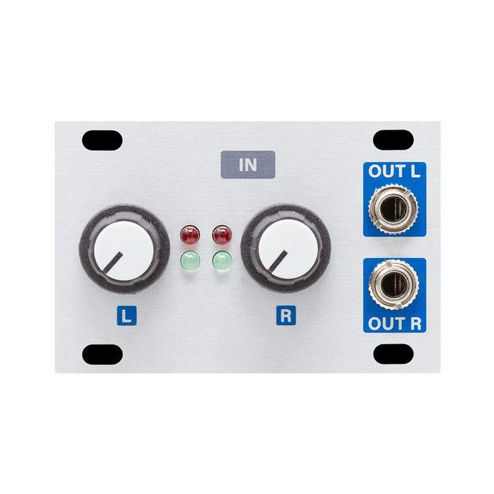 Intellijel Stereo Line In 1U Stereo Balanced Line Audio Input